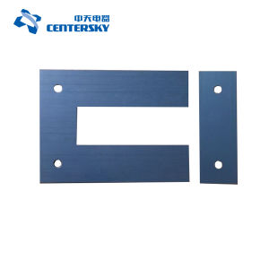 High Quality Silicon Ui Laminated Iron Core with Good Price pictures & photos