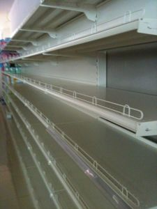Steel Display Stand Supermarket Shelving pictures & photos