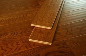 Click Systems Engineered Multi-Layer Solid Wood Flooring pictures & photos