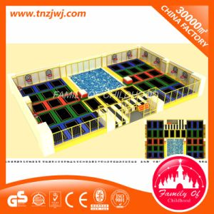 Commercial Indoor Trampoline Amusement Trampoline Equipment for Mall pictures & photos