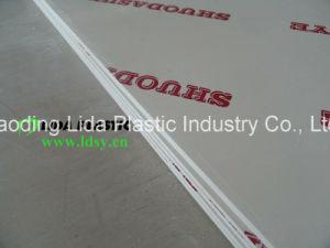 Extrude Grey PVC Rigid Sheet pictures & photos