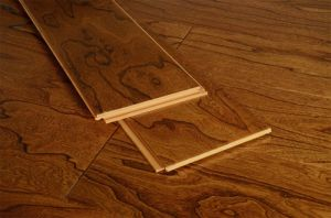 Engineered Multi-Layer Solid Wood Flooring for Living Room/Bed Room/Children Room pictures & photos