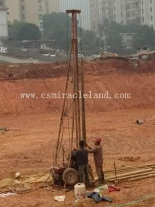 Spt Soil Investigation Geotechnical Drilling Rig (GY-100) pictures & photos