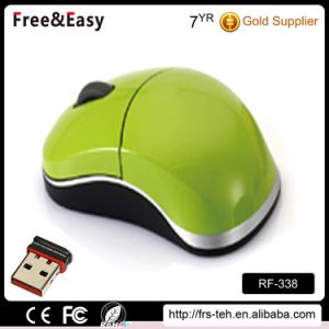 Portable RF Wireless Optical Factory OEM Gift Mouse pictures & photos