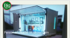China Large Supply for Convenient Mobile Prefabricated/Prefab Coffee House/Room pictures & photos