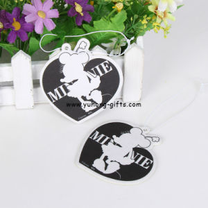 New Style Eco-Friendly Hanging Car Perfume Card (YH-AF235) pictures & photos