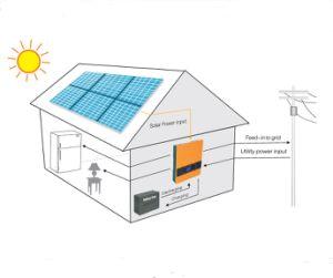 5kVA 5000va Hybrid off Gird Solar Inverter for Solar Power pictures & photos