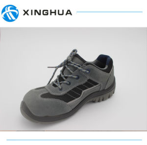 Leather Sole Cheap Work Safety Shoe pictures & photos