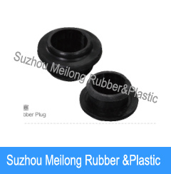 Rubber Fastener Sealing Parts Molded Auto Plug Parts