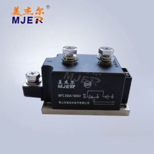 Thyristor Diode Module MFC 250A 1600V pictures & photos