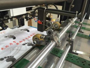 Automatic Water Soluble Window Coating Laminating Machine pictures & photos