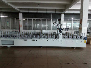 Cabinet Decorative TUV Certificated Mingde Brand Woodworking Wrapping/Coating/Laminating Machines pictures & photos