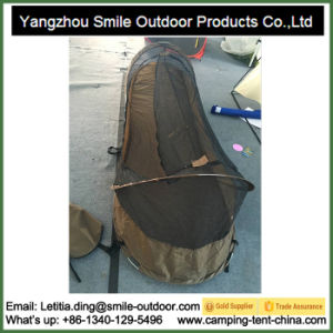 Single Person Mummy Design Special Outdoor Mosqutio Tent pictures & photos