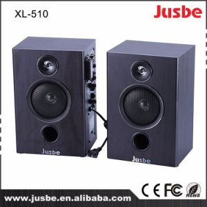 XL-215 Factory Selling Price 80W 8ohm 5inch Woofer Multimedia Loudspeaker pictures & photos
