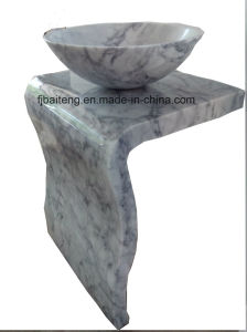 Marble Wash Basin with Counter Top pictures & photos