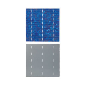High Efficency Poly Solar Cell of 156mm*156mm pictures & photos