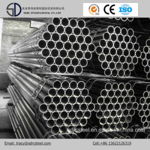 Hot DIP Galvanized Gi Steel Structure Pipes for Greenhouse pictures & photos
