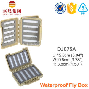 Gray Waterproof Fly Fishing Box pictures & photos
