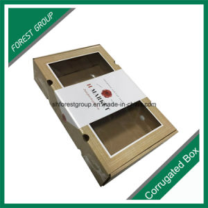 a Flute Corrugated Fruits Apple Packaging and Shipping Box pictures & photos