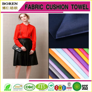 Plain Dyed Heavy Satin Fabric for Women Wedding Dress Textile Manufacture