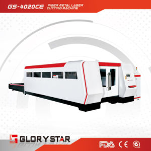 1000W Fiber Laser Cutting Machine for Metal Cutting pictures & photos