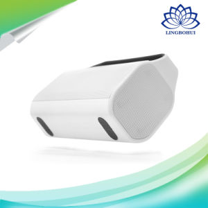 Handbag Shape Portable Sound Box Wireless Bluetooth Mini Professional Speaker with LED pictures & photos