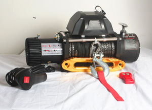 New SUV Electric Winch Power Winch with FCC (12000lbs) pictures & photos