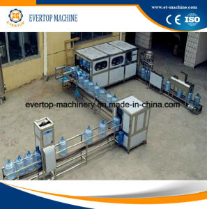 Qgf-600 Auto 5 Gallon Barrelled Water Filling Machine/Line pictures & photos