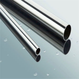 China Mirror Polishing Welded Stainless Steel Pipe and Tube AISI304 Factory Price pictures & photos
