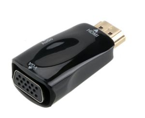 1080P HDMI to VGA Cable Converter Adapter pictures & photos