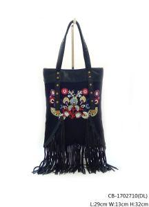 New Fashion Women PU+Leather Shoulder Bag (CB-1702710)