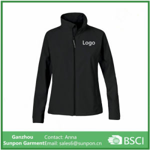 New Ladies Sports Coat Softshell Jacket pictures & photos