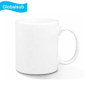 Globalsub 11oz White Coated Mug pictures & photos