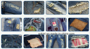Jeans Automatic Programmable Sewing Machine for Industrial with Servo Motor pictures & photos