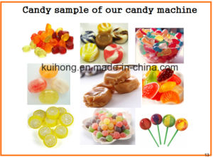 Kh 150 Automatic Jelly Candy Machine pictures & photos