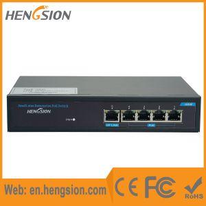 5 Megabit Ports Poe Enterprise Ethernet Network Switch