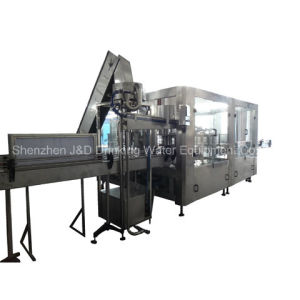 3-10L Bottled Water Washing Filling Capping Machine pictures & photos