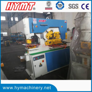 Q35Y-30 hydraulic combined punching machine/shearing machine bending machine pictures & photos