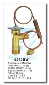 Customized Thermal Brass Expansion Valve for Auto Refrigeration MD9232bw pictures & photos