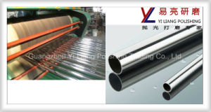 Round Pipe Machine Machinery for Aluminium Alloy Polishing
