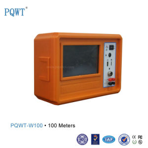 Pqwt-W100 Full Automatic Natural Vlf Water Detector Touch Screen pictures & photos