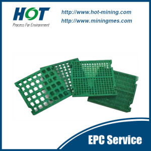 Hot Vibrating Screen Classifier Modular Poly Panel pictures & photos