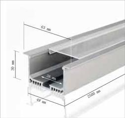 6332 LED Alumunim Profile for Indirect Lighting by LED Strip pictures & photos