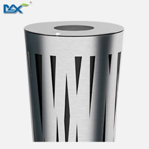 Shopping Mall Stainless Steel Waste Bin pictures & photos