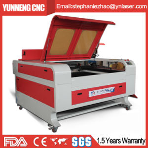 60W Paper/Paperboard / Cardboard Laser Cutting Machine Price pictures & photos