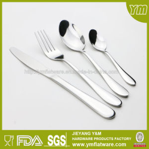 Hot Sell Stainless Steel Knife Fork Spoon Tableware Flatware Cutlery pictures & photos