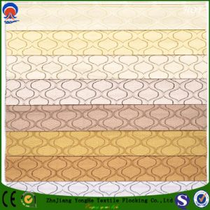 Home Textile Coating Flame Retardant Waterproof Blackout Woven Polyester Curtain Fabric pictures & photos