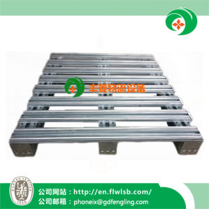 Galvanized Steel Storage Pallet for Warehouse with Ce pictures & photos