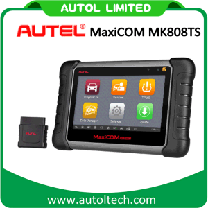 2017 Professional TPMS Diagnostic Scanner Autel Maxicom Mk808ts Including Autel Maxicheck PRO Function Autel Mk 808 Ts pictures & photos
