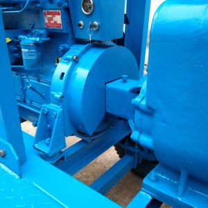 Non-Clogging Sewage Self-Priming Pump for Mine Metallurgical System pictures & photos